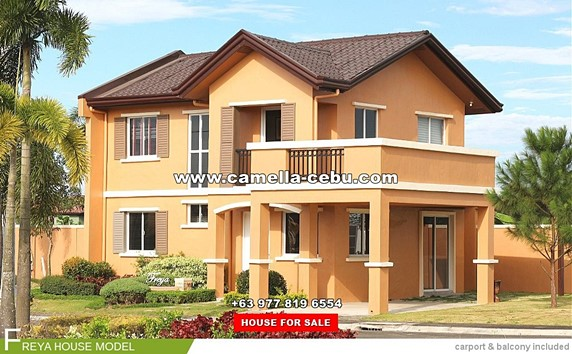 Camella Cebu House and Lot for Sale in Cebu Philippines