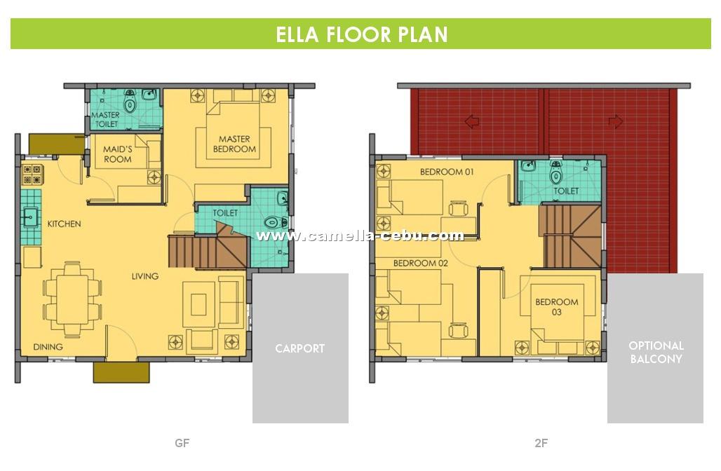 Ella  House for Sale in Cebu