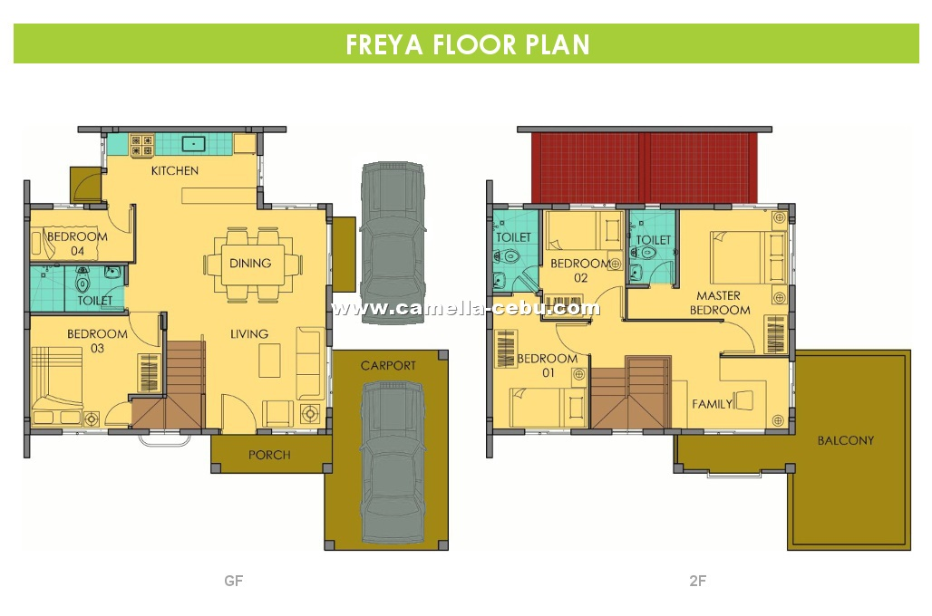 Freya  House for Sale in Cebu
