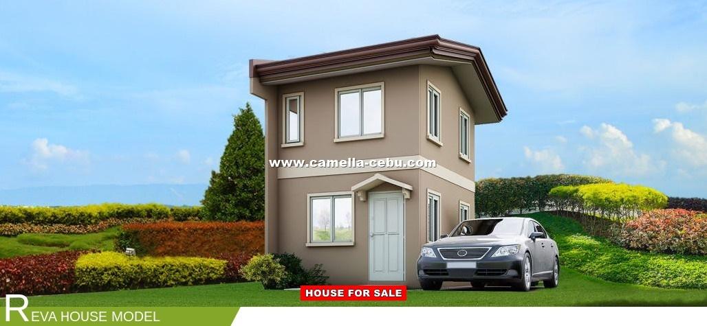Reva House for Sale in Cebu