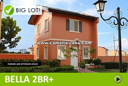 Bella House and Lot for Sale in Cebu Philippines