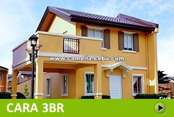 Cara House and Lot for Sale in Cebu Philippines