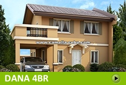 Dana House and Lot for Sale in Cebu Philippines