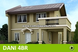 Dani House and Lot for Sale in Cebu Philippines