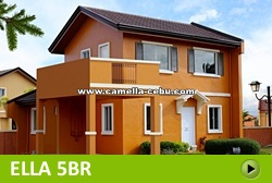 Ella House and Lot for Sale in Cebu Philippines