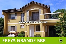 Freya House and Lot for Sale in Cebu Philippines