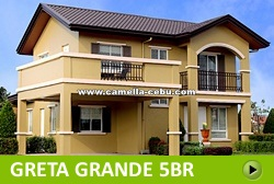 Greta House and Lot for Sale in Cebu Philippines