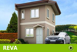 Reva House and Lot for Sale in Cebu Philippines