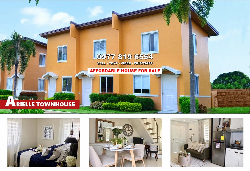 Arielle House for Sale in Cebu