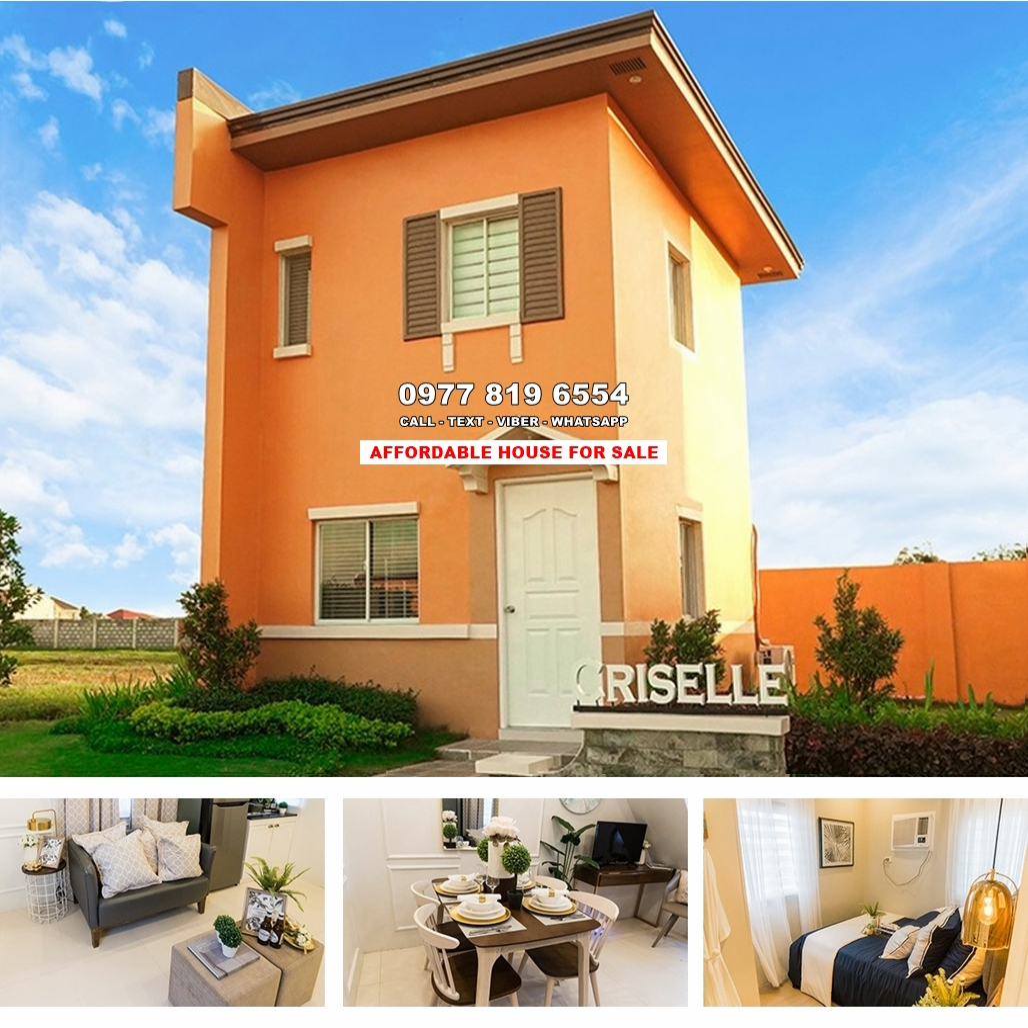 Criselle House for Sale in Cebu