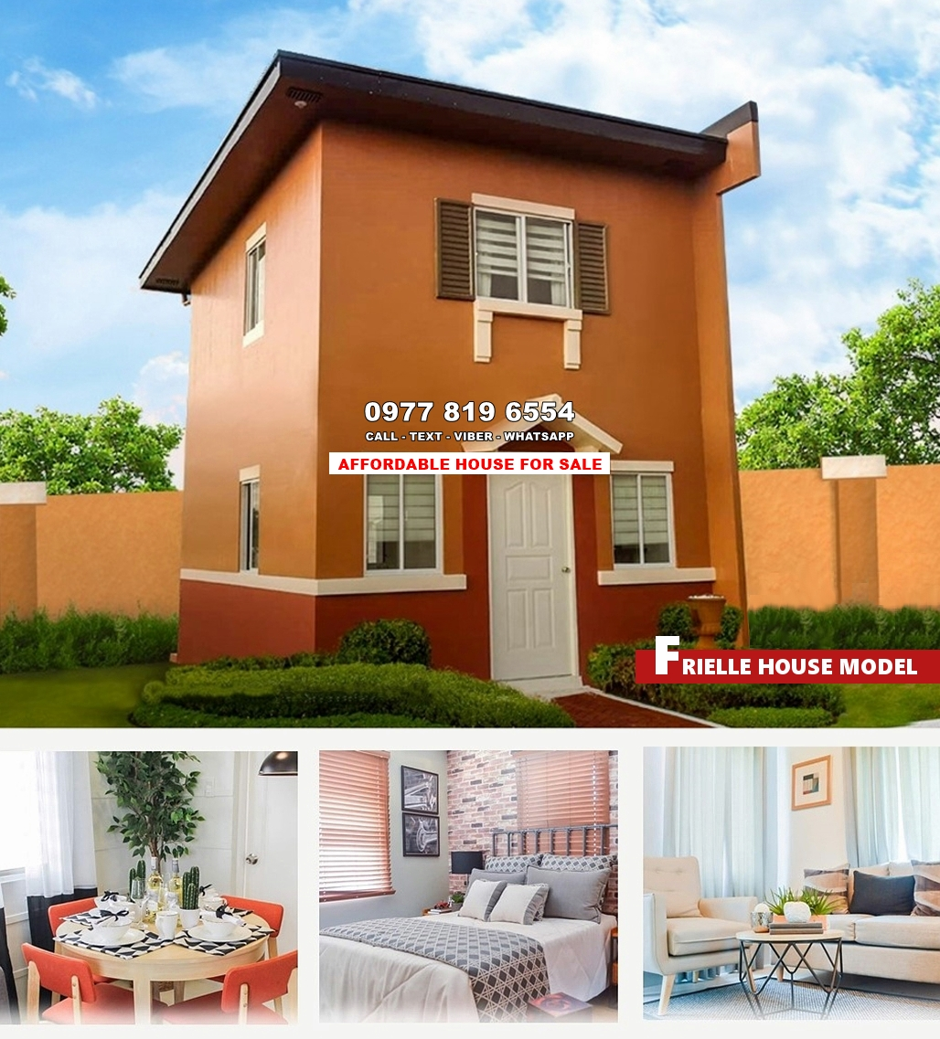Frielle House for Sale in Cebu